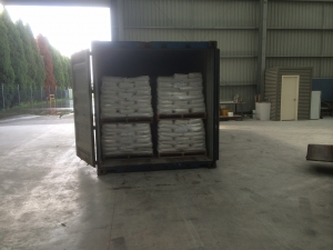 Container to India